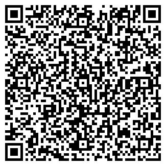 QR-код с контактной информацией организации АККРА
