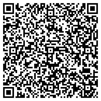 QR-код с контактной информацией организации АЛНА, МЧП