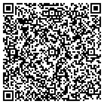 QR-код с контактной информацией организации ЗАО ХОЗЯИН, РЕДАКЦИЯ ГАЗЕТЫ