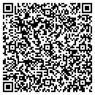 QR-код с контактной информацией организации ООО КРОК ЛТД