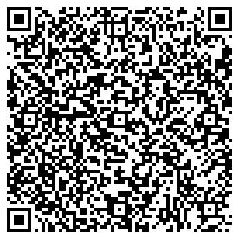 QR-код с контактной информацией организации УКРАИНСКИЙ КЛУБ