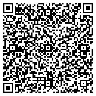 QR-код с контактной информацией организации ИНТЕРАВТОМАТ