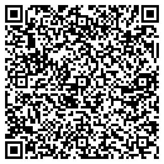 QR-код с контактной информацией организации ЧП АТЛАНТА