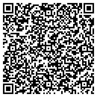 QR-код с контактной информацией организации ПЛЮС-СЕРВИС