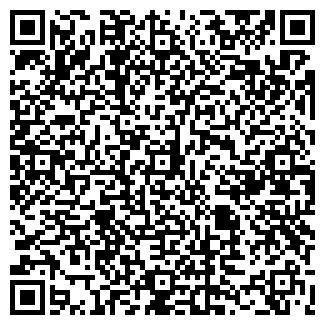 QR-код с контактной информацией организации АВЕРС,