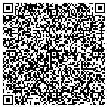 QR-код с контактной информацией организации Веселый Самурай