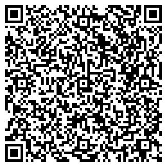QR-код с контактной информацией организации ООО ВИРАЖ