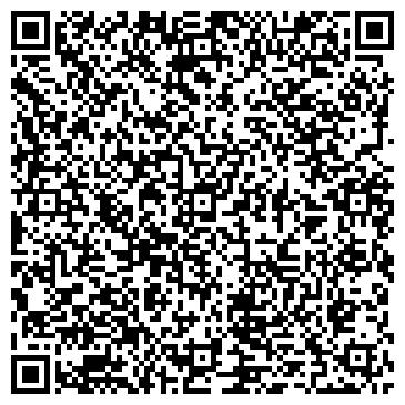 QR-код с контактной информацией организации ООО ПЛЮС СЕРВИС
