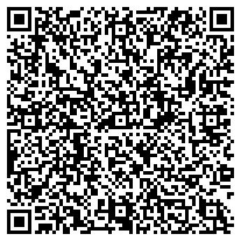 QR-код с контактной информацией организации ВЫСОКИЕ ТЕХНОЛОГИИ