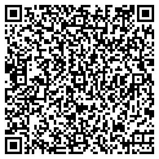 QR-код с контактной информацией организации ООО ПЕТРА