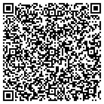 QR-код с контактной информацией организации ООО АЛЬФА-ОМЕГА, ТПК