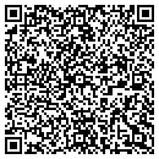 QR-код с контактной информацией организации АДГЕЗИЯ, ООО