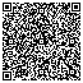 QR-код с контактной информацией организации ТДМ ЛТД