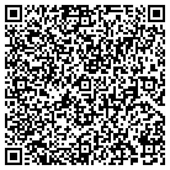 QR-код с контактной информацией организации VIA ITALIA