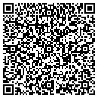 QR-код с контактной информацией организации ПОНКРАТОВ ИП