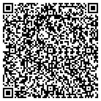 QR-код с контактной информацией организации ООО МЕГАТЕКС
