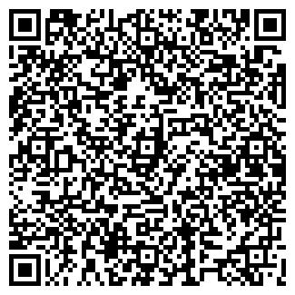 QR-код с контактной информацией организации РОДЫНА