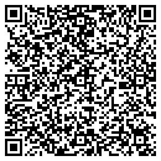 QR-код с контактной информацией организации МОДА, ЗАО