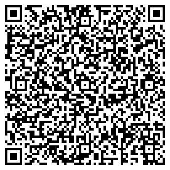 QR-код с контактной информацией организации ДЕТСКИЙ САД № 1824