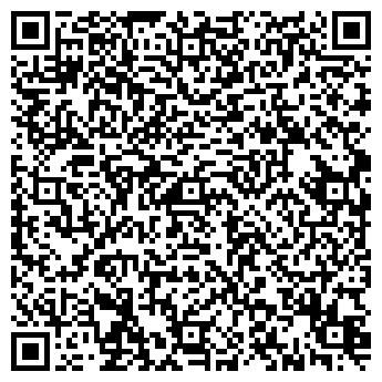 QR-код с контактной информацией организации АНИТУРС