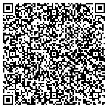 QR-код с контактной информацией организации ЕВРОПА, ГОСТИНИЧНЫЙ КОМПЛЕКС, ЗАО