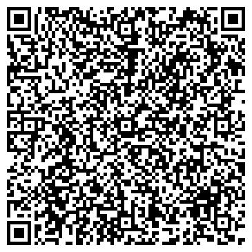 QR-код с контактной информацией организации ДЮСШ N1 КРЮКОВСКОГО РАЙОНА