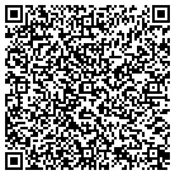 QR-код с контактной информацией организации БАТТЕРФЛЯЙ-ТУР