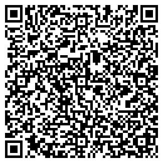 QR-код с контактной информацией организации LA ROSE