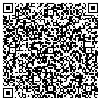 QR-код с контактной информацией организации СИНАНС LTD