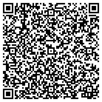 QR-код с контактной информацией организации КРИВБАССАКАДЕМИНВЕСТ
