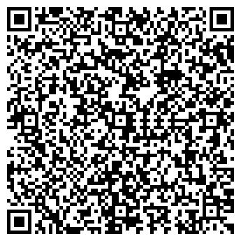 QR-код с контактной информацией организации ТЕХНОТКАНЬ, ООО