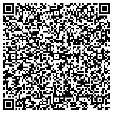 QR-код с контактной информацией организации ФАТОГЛУ ТРЕЙДИНГ КАЗАХ ЛТД