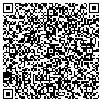 QR-код с контактной информацией организации МИСС, АТЕЛЬЕ, ЧП