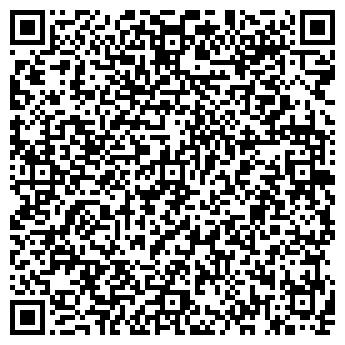 QR-код с контактной информацией организации УКРИНТЕРНЕТ, ВЕБ-СТУДИЯ