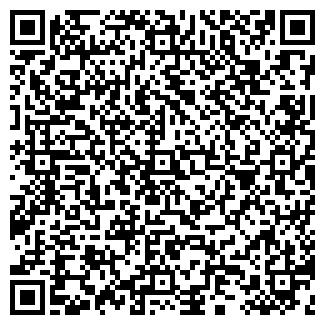 QR-код с контактной информацией организации АСМА, МСП