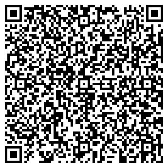 QR-код с контактной информацией организации МЕТА ЦЕНТР, ЛЬВОВСКАЯ ОО
