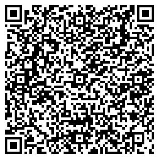 QR-код с контактной информацией организации ГАЛ-ЭКСПО, ЗАО