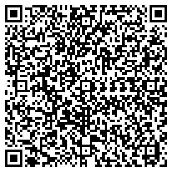 QR-код с контактной информацией организации АКВАФИН-УКРАИНА, ООО