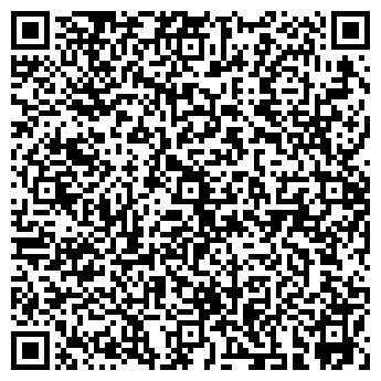 QR-код с контактной информацией организации ДЕТСКИЙ ДОМ ТВОРЧЕСТВА