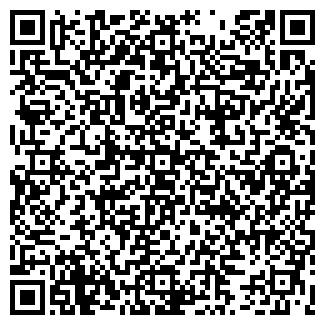 QR-код с контактной информацией организации ДЕТСАД
