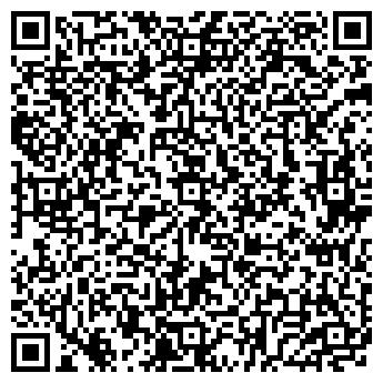 QR-код с контактной информацией организации НОТАРИУС РОДИНА