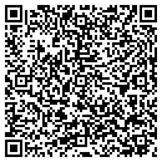 QR-код с контактной информацией организации ОПС ТИГАНЫ