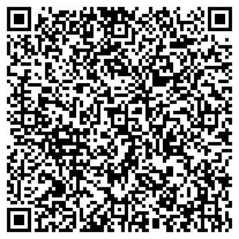 QR-код с контактной информацией организации ТУР СТУДИО