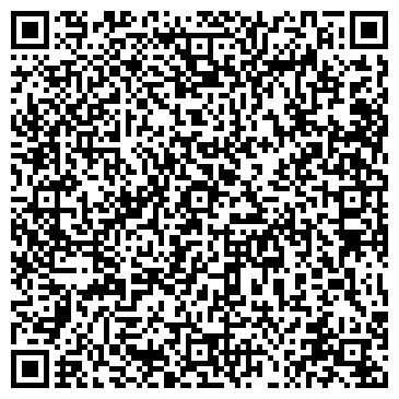 QR-код с контактной информацией организации АТКАРСКАЯ ЦЕНТРАЛЬНАЯ РАЙОННАЯ
