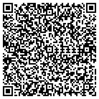 QR-код с контактной информацией организации АТКАРСКОЕ РАЙПО