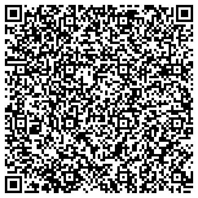 QR-код с контактной информацией организации АТКАРСКАЯ ЦЕНТРАЛЬНАЯ РАЙОННАЯ БОЛЬНИЦА ДЕТСКАЯ ПОЛИКЛИНИКА РЕГИСТРАТУРА