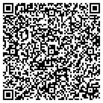 QR-код с контактной информацией организации АТКАРСКОГО РАЙОНА ПЧ № 33