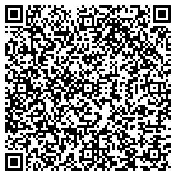 QR-код с контактной информацией организации BLUE SKY