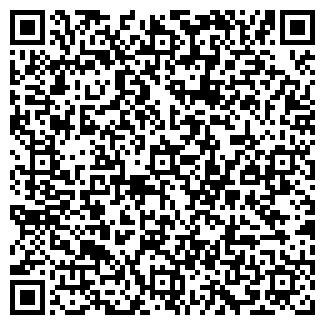 QR-код с контактной информацией организации ТАКСИ-МЕЖГОРОД
