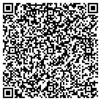 QR-код с контактной информацией организации АГЕНТСТВО ШАНС